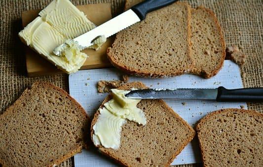全粒粉風のパン